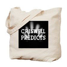 Criswell Predicts Tote Bag