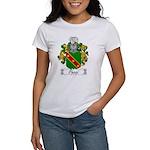 Pecci Family Crest Women's T-Shirt