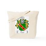 Pecci Family Crest Tote Bag