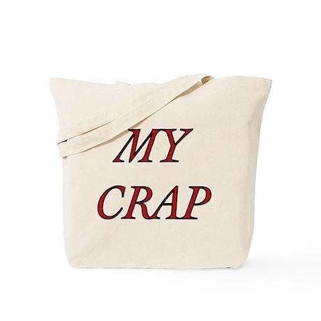 My Crap Tote Bag