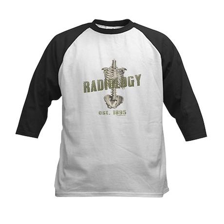 RADIOLOGY Kids Baseball Jersey