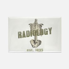 RADIOLOGY Rectangle Magnet