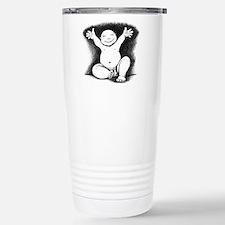 Buddha Baby Stainless Steel Travel Mug