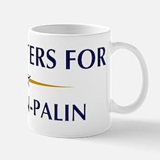 CARPENTERS for McCain-Palin Mug