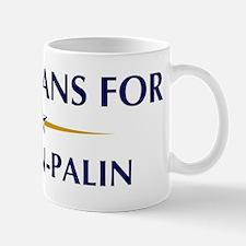 COMEDIANS for McCain-Palin Mug