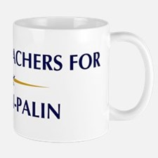 BUSINESS TEACHERS for McCain- Mug