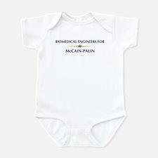 BIOMEDICAL ENGINEERS for McCa Infant Bodysuit