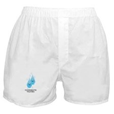 Conserve Water Boxer Shorts