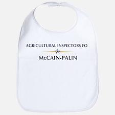 AGRICULTURAL INSPECTORS for M Bib
