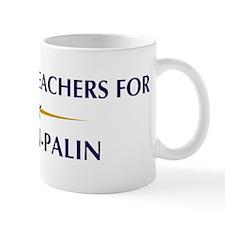7TH GRADE TEACHERS for McCain Mug