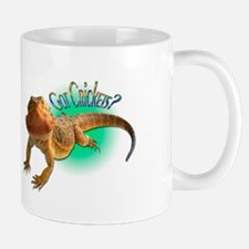 Bearded Dragon Got Crickets 5 Mug