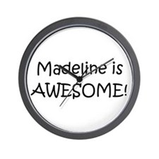 Unique Madeline Wall Clock