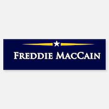 Freddie MacCain Bumper Bumper Bumper Sticker