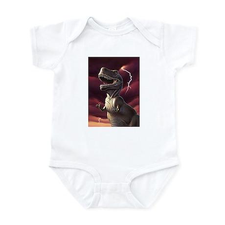 Lightning Rex 3 Infant Bodysuit