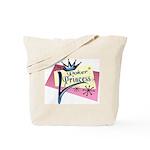 Poker Princess Tote Bag