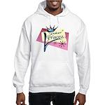 Poker Princess Hooded Sweatshirt
