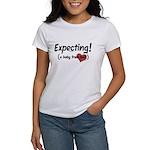 Expecting! Haiti adoption Women's T-Shirt