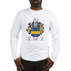 Pelli Family Crest Long Sleeve T-Shirt