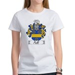 Pelli Family Crest Women's T-Shirt
