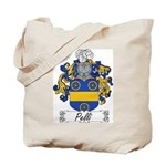 Pelli Family Crest Tote Bag