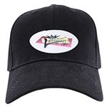 Poker Princess Black Cap