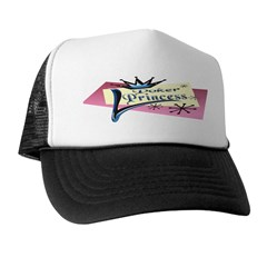 Poker Princess Trucker Hat