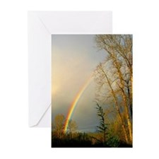 Rainbow Over the Valley Cards (Pk of 10)