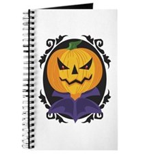 Count Pumpkin Journal