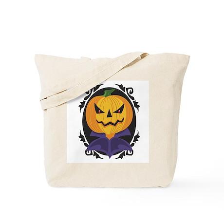 Count Pumpkin Tote Bag