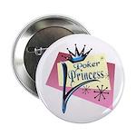 Poker Princess Button