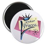 Poker Princess Magnet
