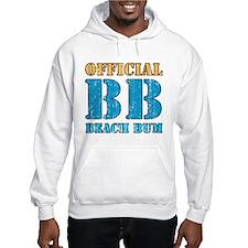 Official Beach Bum Hoodie