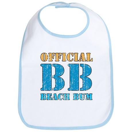 Official Beach Bum Bib
