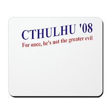 Cthulhu '08 Mousepad