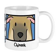 Anime Chinook Small Mug