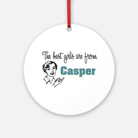 Best Girls Casper Keepsake (Round)