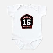 FD16 Infant Bodysuit