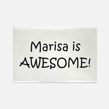 Cute Marisa Rectangle Magnet