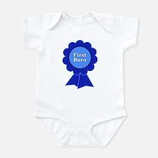 First Born (Blue Ribbon) Infant Bodysuit