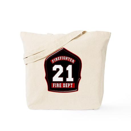 FD21 Tote Bag