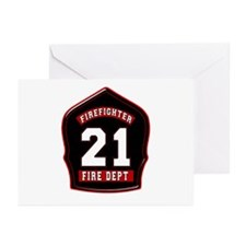 FD21 Greeting Cards (Pk of 10)