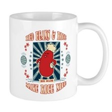 Red Bean Chef Mug