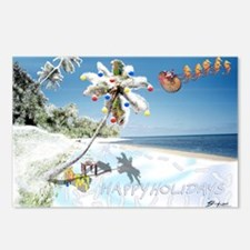 Tropical Snow Postcards (Package of 8)