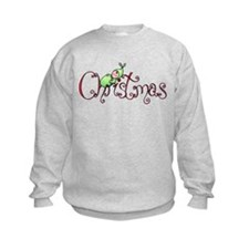 Itty Bitty Christmas Baby Sweatshirt
