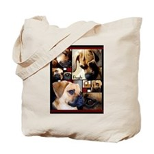Puggle Parts Tote Bag