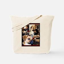 Puggle Parts Tote Bag
