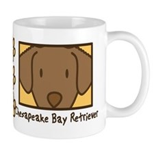 Anime Chesapeake Bay Retriever Mug