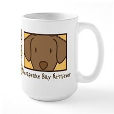 Anime Chesapeake Bay Retriever Mug