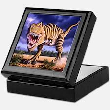 Brown Rex 1 Keepsake Box