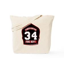 FD34 Tote Bag